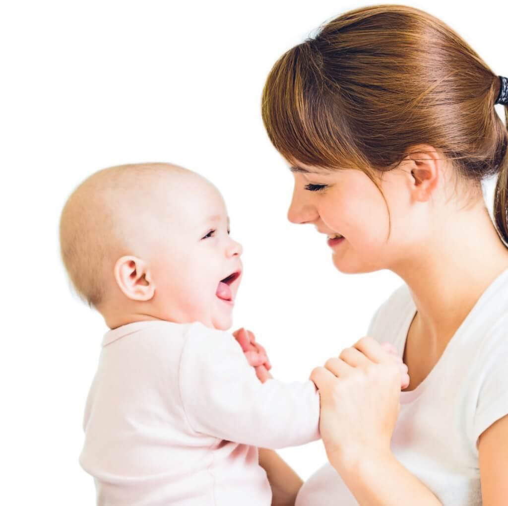 forældre barn samspil